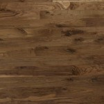 Duo-Plank American Black Walnut Rustic (Unfinished plank)